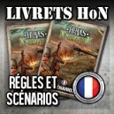 REGLES & SCENARIOS - HEROES OF NORMANDIE - VF