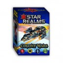 COLONY WARS - STAR REALMS - VF pas cher