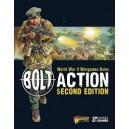 BOLT ACTION : LIVRE DE REGLES - 2nde Edition - VF pas cher