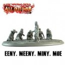 Eeny, Meeny, Miny, Moe - The Walking Dead : All Out War