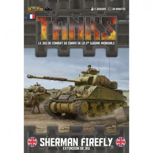 TANKS - Sherman Firefly