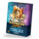 Krosmaster - Eternal Deck : Saison 1 - VF pas cher