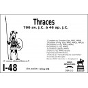 DBA3.0 - 1/48 THRACES