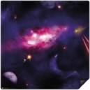 Tapis Galaxie - NEOPRENE 2mm - Tapis de jeu 90 x 90 cm - 3' x 3' pas cher