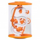 Perplexus Mini Orange : Cascading Cup