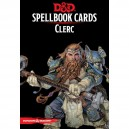 SpellBook - CLERC - DUNGEONS & DRAGONS - 5eme - VF