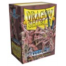 Dragon Shield - Standard - Fusion - 100 PROTEGES CARTES
