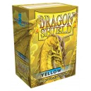 Dragon Shield - Standard - Yellow - 100 PROTEGES CARTES