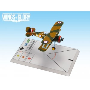 Wings Of Glory : Gloster Gladiator MK.I (Pattle)