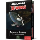 X-Wing - Kit de Conversion - RACAILLE & SCELERATS - VF