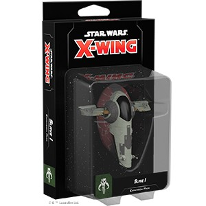 X-Wing 2nd Edition - Slave I - VO