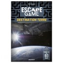 Escape Book - DESTINATION TERRE