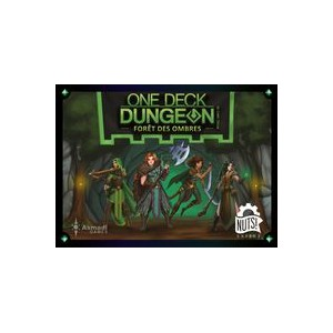 ONE DECK DUNGEON : FORET DES OMBRES - VF