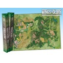 Tapis Campagne - Wings of Glory : Game Mat Countryside - 68x98