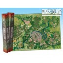 Tapis Ville - Wings of Glory : Game Mat City - 68x98