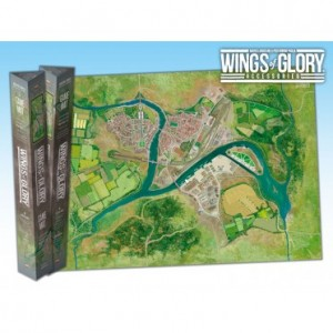 Tapis Coplexe Industriel - Wings of Glory : Industrial Complex - 68x98