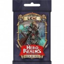 HERO REALMS - DECK DE BOSS : Liche - VF