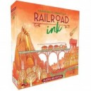 Boite de Railroad Ink - Rouge Ardent