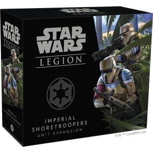 Imperial Shoretroopers - Star Wars Legion - VO