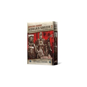 Special Guest : Adrian Smith 2 - Zombicide : Green Horde - VF