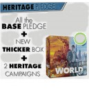 It's a Wonderful World - HERITAGE PLEDGE - VF