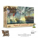 Master & Commander Starter Set - Black Seas - VO