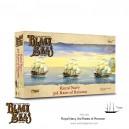 Boite de Black Seas : Royal Navy 3rd Rates of Renown - VO