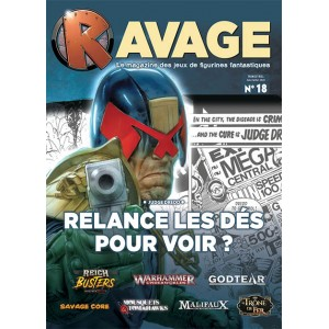 RAVAGE Figurines n°18