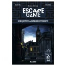 Escape Game - Enquête à Baker Street