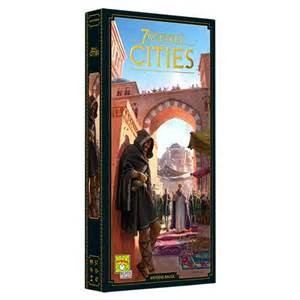 7 Wonders - Cities - Nouvelle Edition