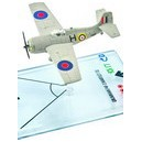 Wings Of War - Grummann F4F-3Martlet III (Black)