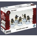 DUST Tactics - SSU Red Guards Assault Squad