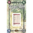 Wings Of War : Recon Patrol