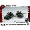 DUST Tactics - BR 47 Self-Propelled Weapon Platform
