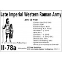 DBA3.0 - 2/78a LATER ?IMPERIAL WESTERN ROMAN ARMY 307-408