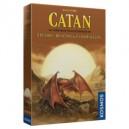 Boite de CATANE - TRESORS, DRAGONS & EXPLORATEURS - VF