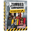 Zombicide : Zombies & Companions Upgrade Kit - VF