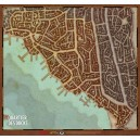 Plans des Quartiers de Waterdeep - DUNGEONS & DRAGONS - 5eme - VF